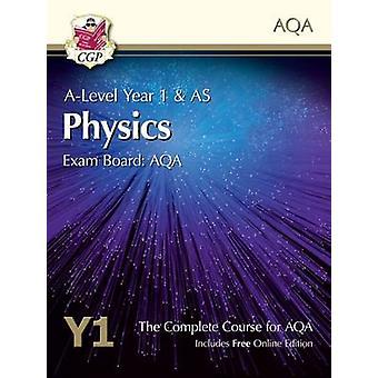 Neue A-Level-Physik für AQA - Jahr 1 & als Student Book mit Online-Edi