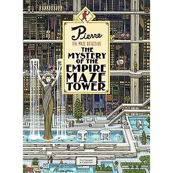 Pierre The Maze Detective - The Mystery of the Empire Maze Tower by Hi