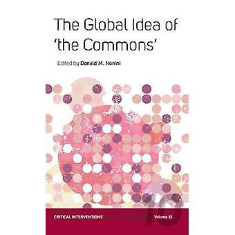 Die Idee der Commons durch Donald M. Nonini - 9781845454852 Bo