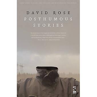 Postuumisti tarinoita David Rose - 9781907773570 kirja
