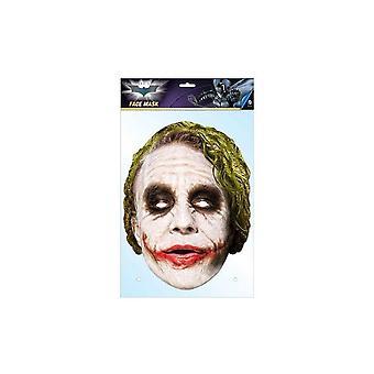 Batman The Dark Knight le masque Joker