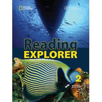 Reading Explorer 2 - Explore Your World - Student Book by Paul MacIntyr