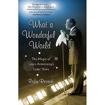 What a Wonderful World: la magie de Louis Armstrong ans plus tard