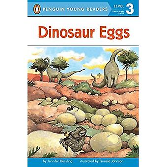 Œufs de dinosaures (tous à bord de lecture)