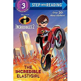 L'incroyable Elastigirl (Disney/Pixar les Indestructibles 2)