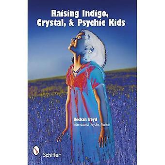 Levantando o Indigo, cristal e crianças psíquicas