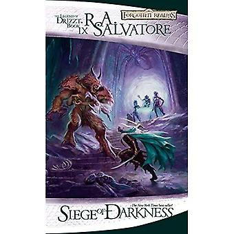 Siege of Darkness (Forgotten Realms Novel: Legend of Drizzt)