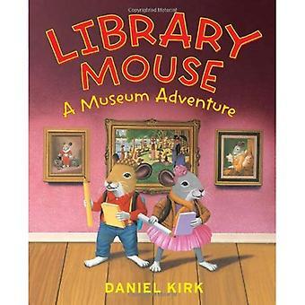 Bibliotheek muis: Een Museum avontuur