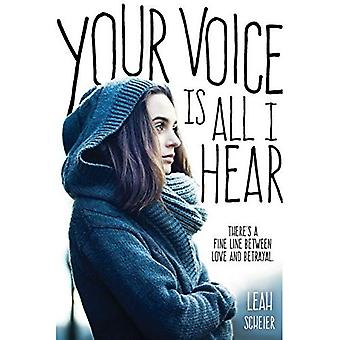La tua voce è tutto quello che sento