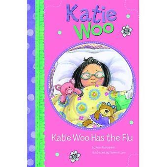 Katie Woo har influenza
