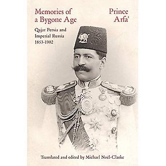 Erinnerungen an eine längst vergangene Zeitalter: Qajar Persien und Imperiales Rußland 1853-1902
