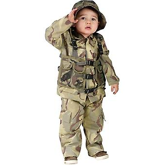 Delta Force Toddler Costume