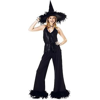 Glam Witch Women Costume
