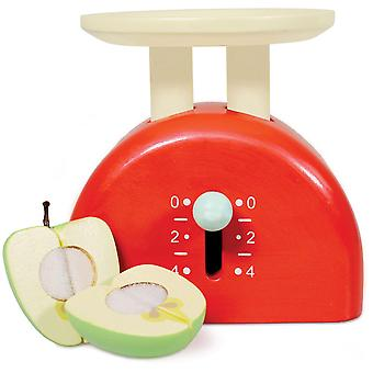Le Toy Van Honeybake Play Weighing Scales