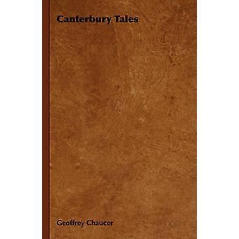 Canterbury Tales door Chaucer & Geoffrey