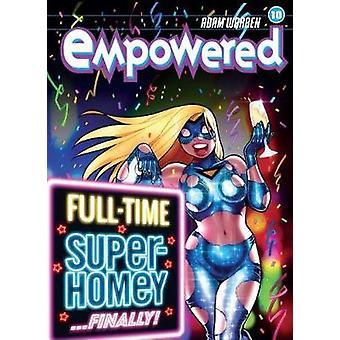Empowered Volume 10 by Adam Warren - 9781506704142 Book