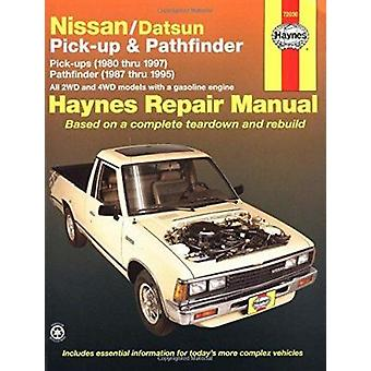 Nissan/Datsun Pick-up and Pathfinder Automotive Repair Manual - 1980-1