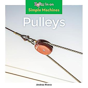 Pulleys by Andrea Rivera - 9781680799545 Book
