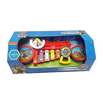 Paw Patrol Band Station