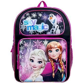 Backpack - Disney - Frozen Sky Magic Black New FCCFK2