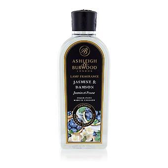 Ashleigh & Burwood 500 ml fragrância Premium para lâmpada de difusão catalítica Jasmine & Damson
