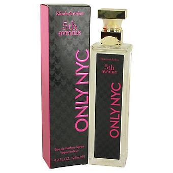 5th Avenue Only Nyc Eau De Parfum Spray By Elizabeth Arden   536866 125 ml