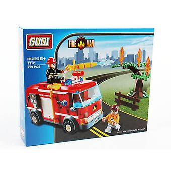 Import Box 229 Fire Truck Parts