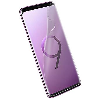 Galaxy S9 Curved Screen Protector Latex Ultra-thin Forcell Transparent