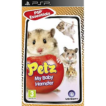 PSP Essentials Petz My Baby Hamster (PSP) - New