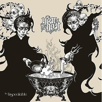 Year of the Goat - Unspeakable [CD] USA import