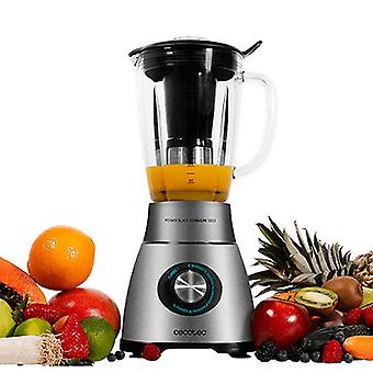 Bol mixeur Cecotec Power Black Titanium 1800 2,1 L 1800W Acier inoxydable