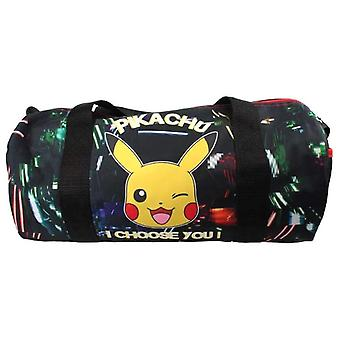 Trade Mark Collections Pokemon Barrel Bag