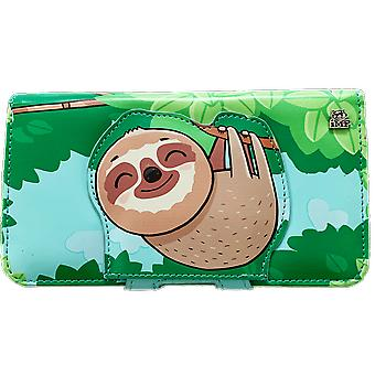 Sloth open and play protective carry case (nintendo 2ds xl)