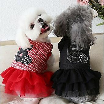 Le Couture Number 5 Paris Dog Dress