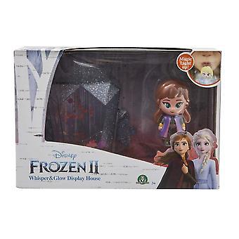 Frozen 2 Whisper & Glow Display House - Anna
