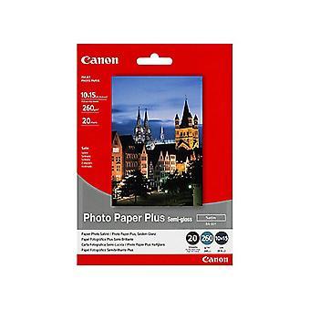 Canon 4x6 260gsm puolikiiltävä