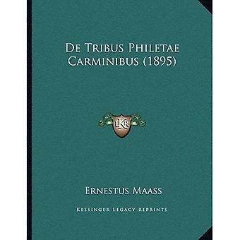 De tribus Philetae Carminibuss (1895)