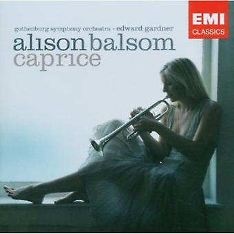 Alison Balsom - Caprice [CD] USA import
