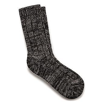 Birkenstock Herren Baumwolle Twist Socken 1002546 braun