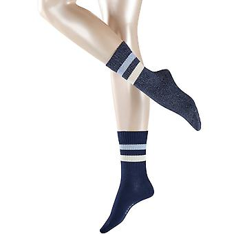 Esprit Tennis Stripe 2-Pack Socken - Marine Navy