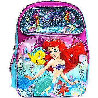 Backpack - The Little Mermaid - Ariel Seahorse 16