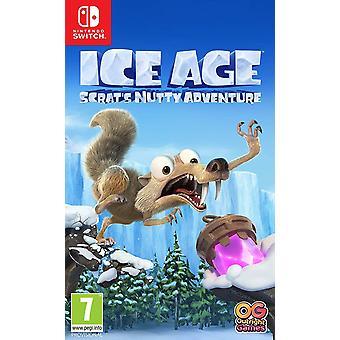 Ice Age Scrat-apos;s Nutty Adventure Nintendo Switch Jeu