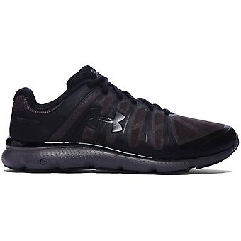 Under Armour Mens UA Micro G Pulse II Running Trainers