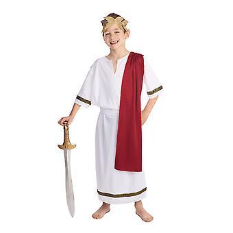 Bristol Novelty Childrens/Kids Roman Emperor Costume