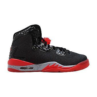 Nike Air Jordan Spike Forty BG Black/Fire Red-Cement Grey 807542-002 Grade-School