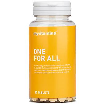 One For All (90 Tablets) - Myvitamins