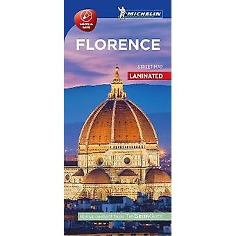Florence  Michelin City Map 9214