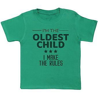 Sibling Rules - Matching Kids Set - Bodysuits & T-Shirts - Gift Set