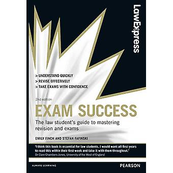 Law Express Exam Success Revision Guide by Emily Finch