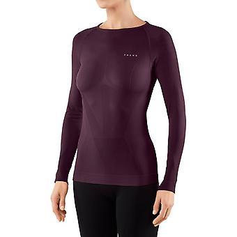 Falke Warming Figure Hugging Shirt - Vendetta Purple